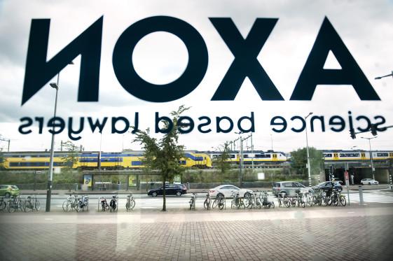 Nederland, Amsterdam, 20-07-2011 Axon Advocaten Foto: Duco de Vries/Hollandse Hoogte